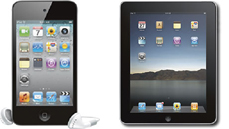 Win an iPod or iPad